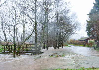 Nant-y-Dernol flood, November 2015