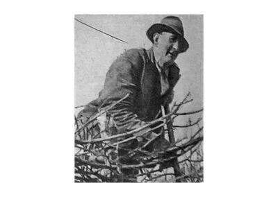 William Hughes, Careg-y-Bwla