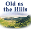 Old As the Hills logo