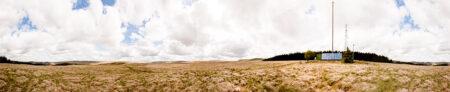 360° panoramic view on Rhos y Gelynnen