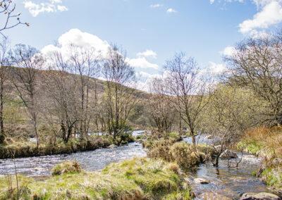 Afon Claerwen